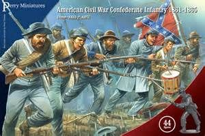 acw confederate infantry