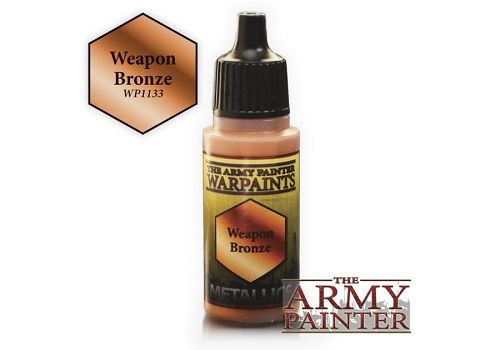 army painter weapon bronze