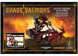 Chaos Blood Throne