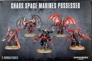 Chaos Possessed