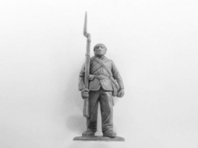 confederate infantry body (c)