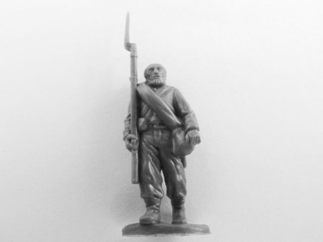 confederate infantry body (m)