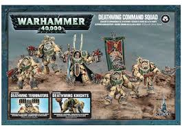 Dark angel deathwing command