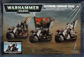 dark angel ravenwing command