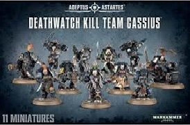 Death Watch Kill Team Cassius