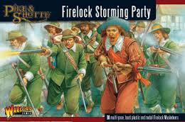Fire lock storming party