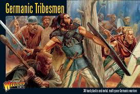 germanic tribesman