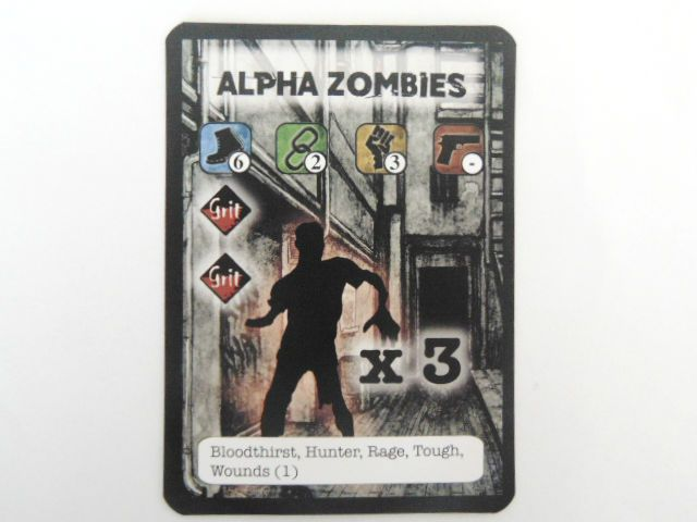 project z character card (zombie a)