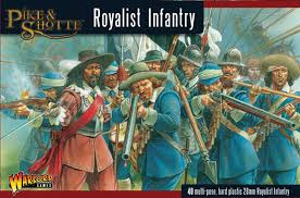 royalist infantry