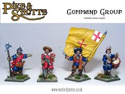 Royalist/parliament command