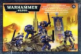 Space Marine Command