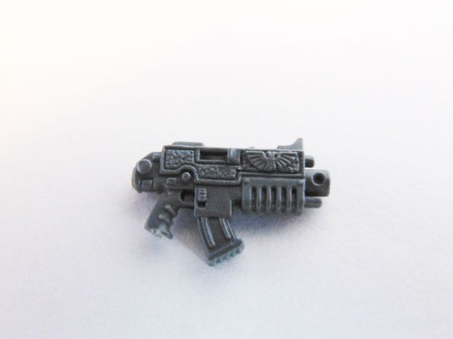 space marine command bolter