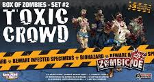 Zombicide Toxic Crowd